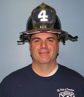 Louis Carlson  Probationary Firefighter