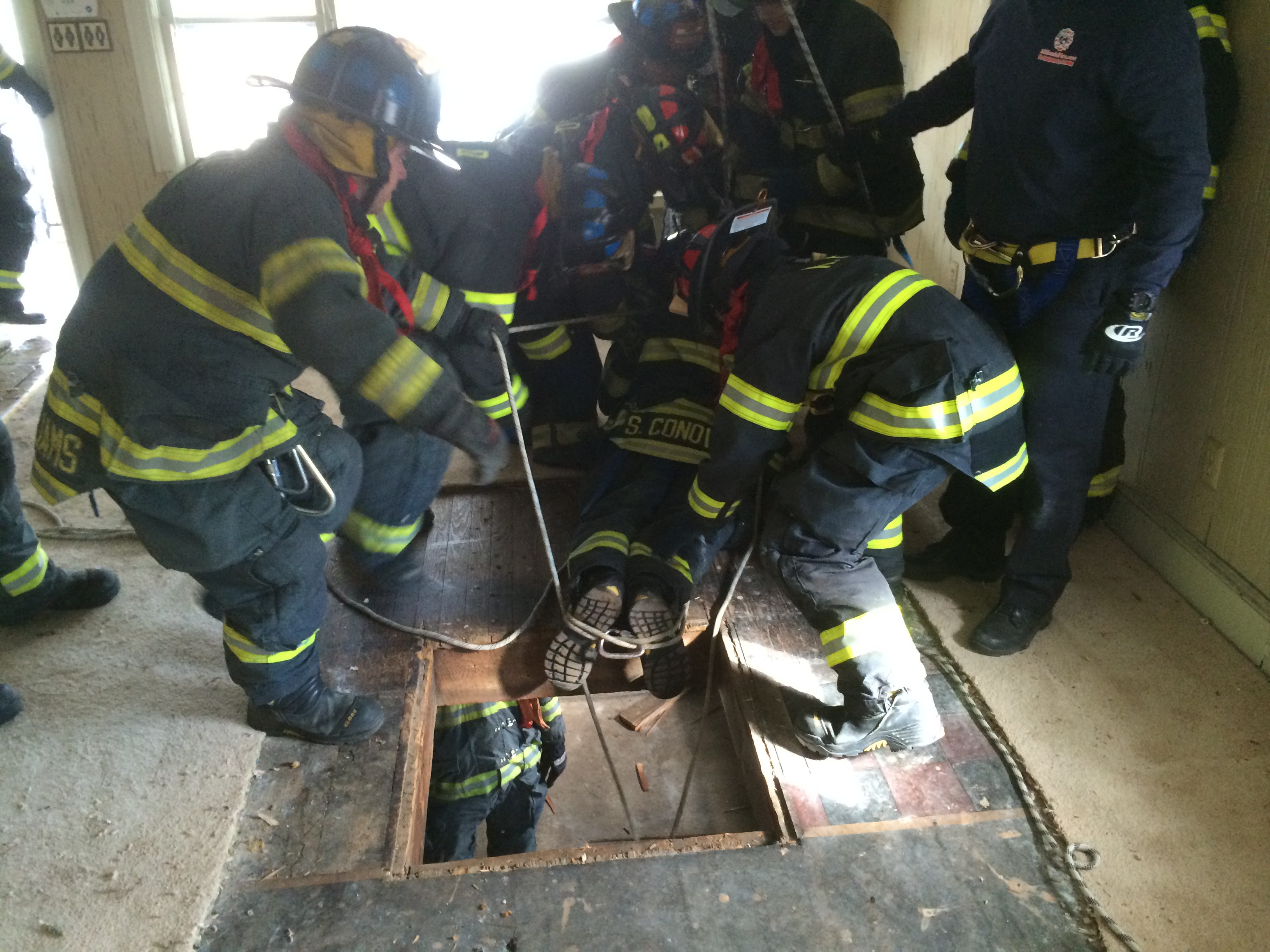 About Us Unexcelled Fire Company S Rapid Intervention