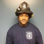 Jerry Robinson Firefighter